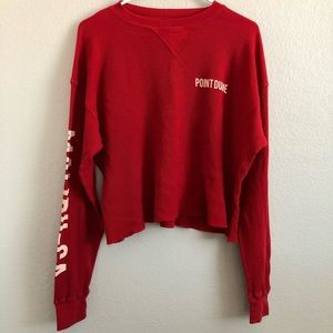 Brandy Melville Point Dume Thermal Long Sleeve